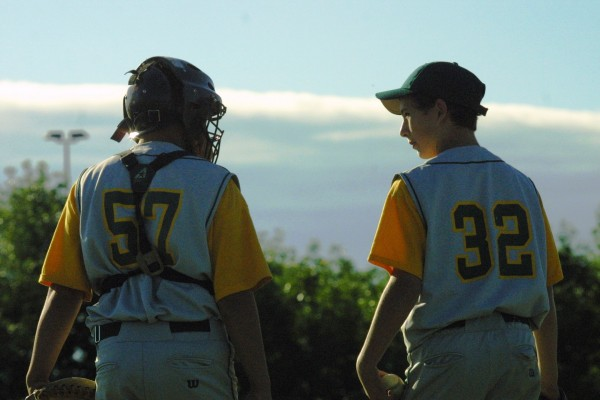 Pitcher and Catcher Getting on Same Page